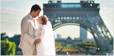 WEDDINGS - SHOOTINGS in Paris and its Area